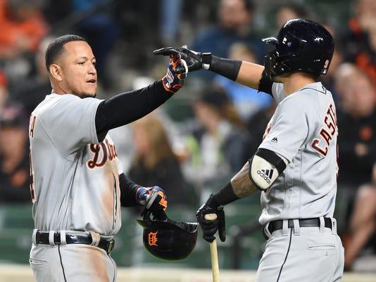 Detriot Tigers v Baltimore Orioles