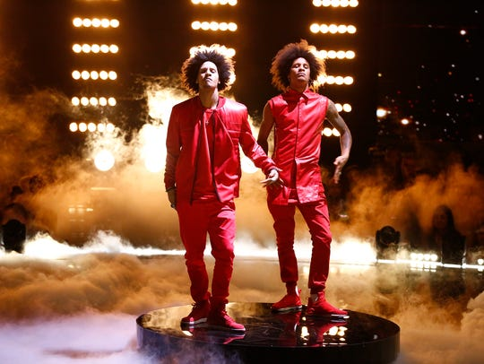 """Les Twins were crowned the Season 1 winners of """"World"""