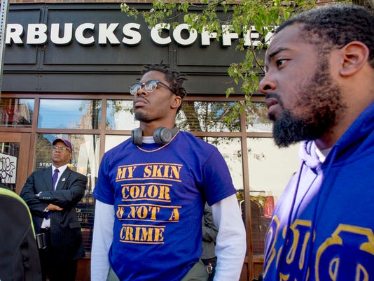 AP STARBUCKS-BLACK MEN ARRESTED A USA PA