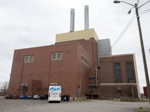 Dte S Conners Creek Plant Bids Sought For Detroit Site