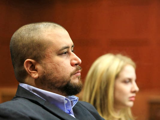 George Zimmerman tells court he's $2.5 million in debt, has no income