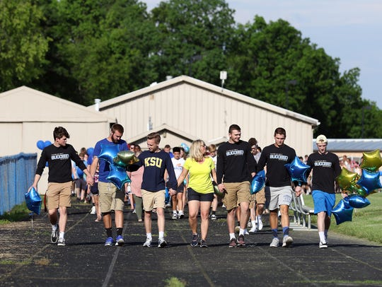 West Muskingum track coach Michele Shirer shares memories