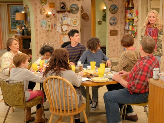 There will be no more family dinners for the Conners