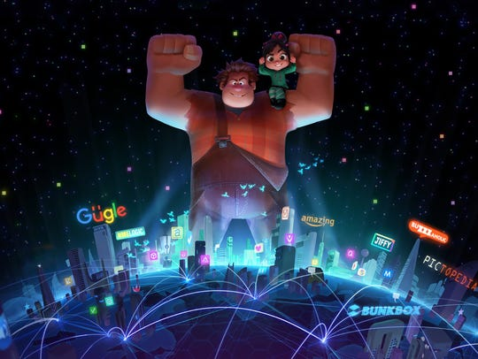 """Ralph Breaks the Internet,"" the sequel to the 2012 hit ""Wreck-It Ralph,"" lands in theaters Thanksgiving weekend."