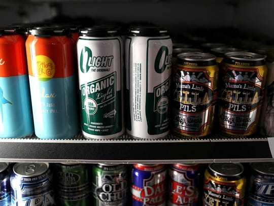 Some beverage companies using aluminum for canned drinks are concerned that tariffs proposed by President Trump could result in higher prices for consumers.