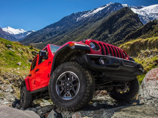 The Wrangler and other models in the Jeep garage carried Fiat Chrysler to a good month.