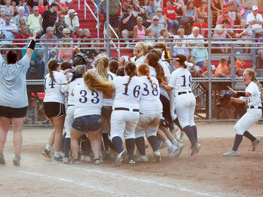 Decatur Central knocked off top-ranked Center Grove