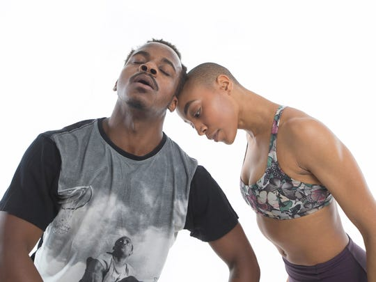 """Camille A. Brown & Dancers, """"ink,"""" Dec.14-15:Acclaimed"""