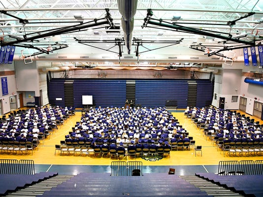 Dallastown Area High School Graduation