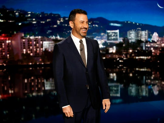 Jimmy Kimmel is ready to play.