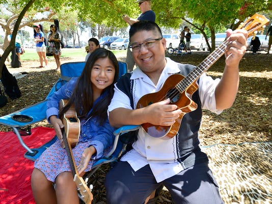 Make Music Day 2015 In San Diego