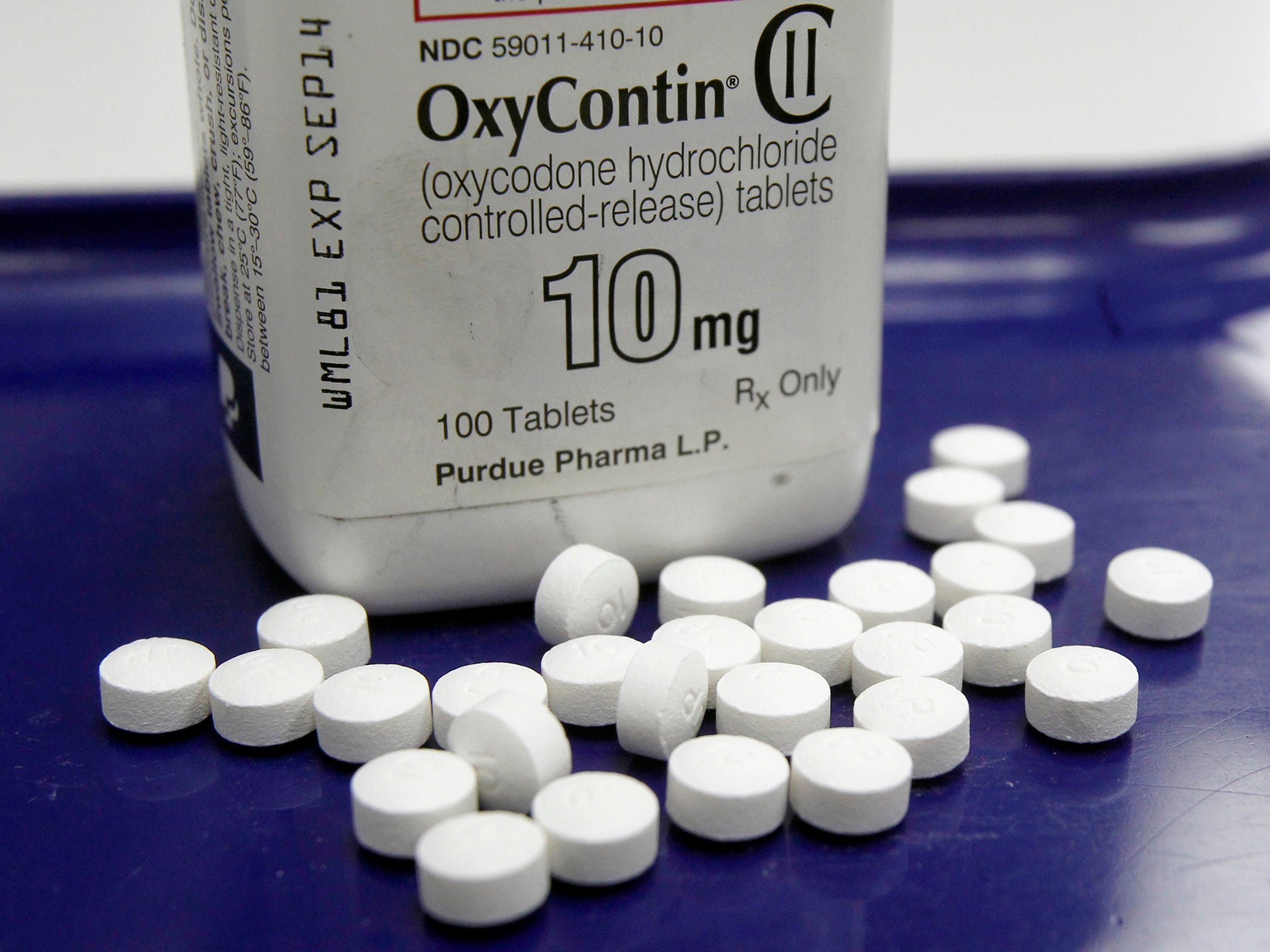 OxyContin was the top seller for Purdue Pharma, a giant drugmaker accused of sparking the opioid crisis in a new lawsuit filed by state officials. The suit accuses Purdue of encouraging over-prescription and downplaying addiction risk through deceptive marketing that targeted doctors who were most likely to prescribe opioids.