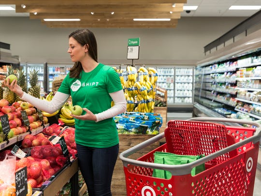 Retailers Target, Publix and Winn Dixie are all Shipt