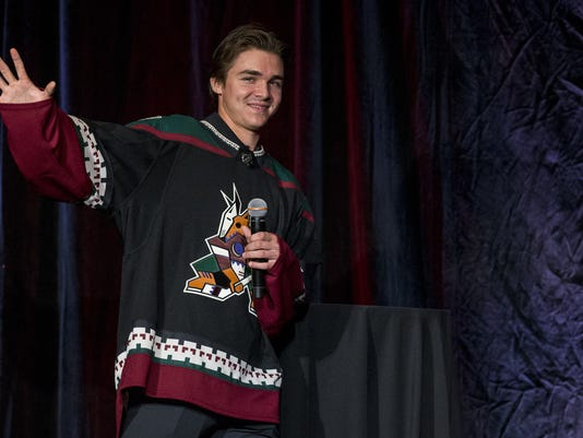 separation shoes 33cb3 217ed Arizona Coyotes to bring back Kachina sweater as third jersey