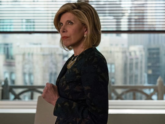 "Christine Baranski leads the cast of CBS' ""The Good"