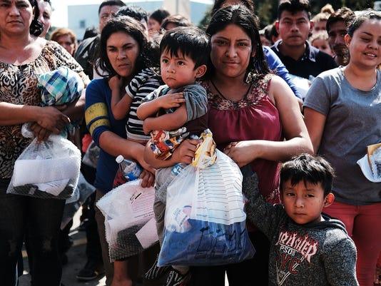 Guatemalan families