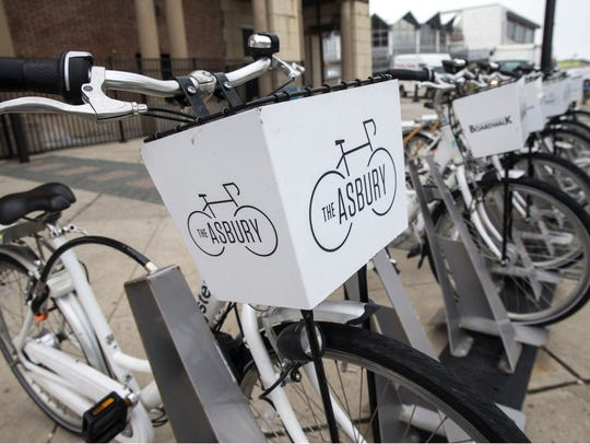 The Zagster bike sharing program has been established