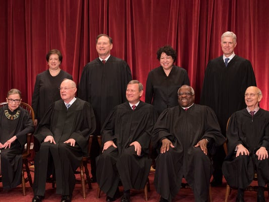 upreme Court Justices