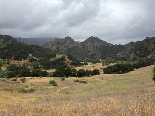 This May 5, 2013, file photo shows Malibu Creek State