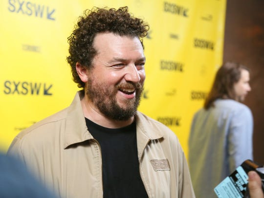 HBO ordered a pilot for a show starring Danny McBride and John Goodman. In this March 10, 2018 photo, McBride arrives for a film premiere at the South by Southwest festival in Texas.