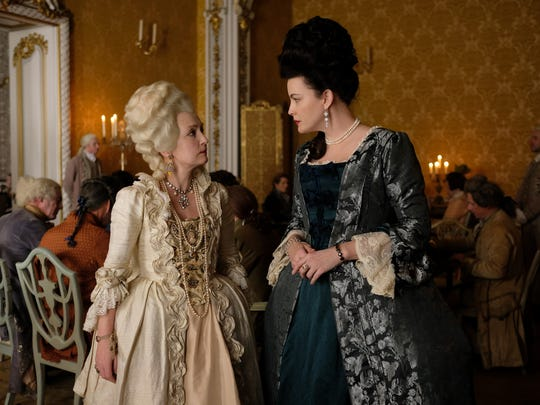 """Harlots"" returns to Hulu for Season 2."