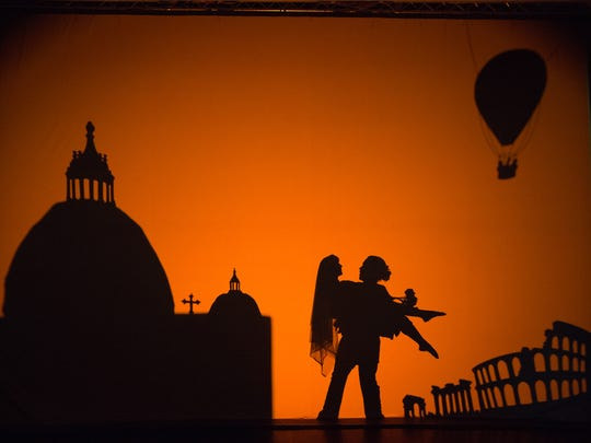 Pilobolus Shadowland 2: The New Adventure is set for
