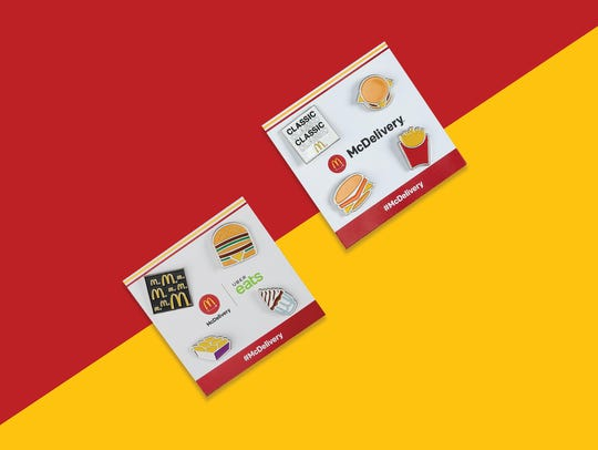 McDelivery is delivering '90s freebies with any $5