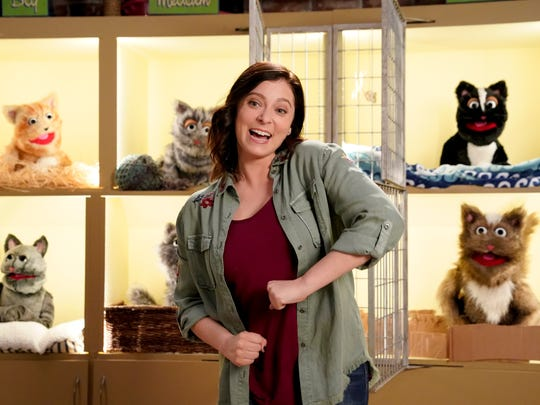 """Rachel Bloom will return for a final season as star and co-creator of CW's """"Crazy Ex-Girlfriend."""""""