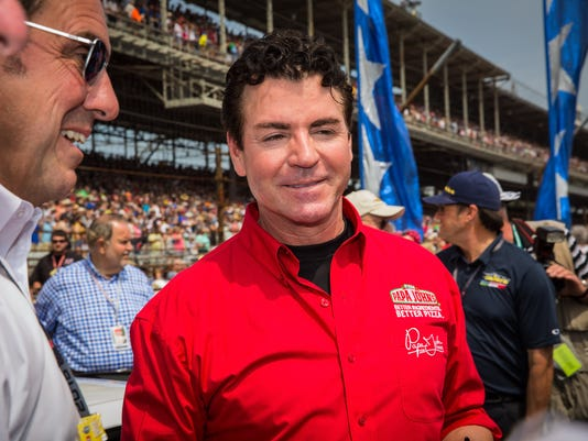 Celebrities Attend Race - 2015 Indy 500