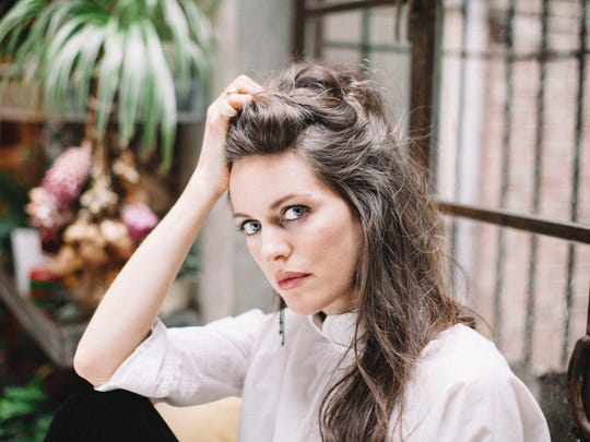 """British singer-songwriter Olivia Chaney will play songs from her new album, """"Shelter,"""" at the Admiral Theatre."""