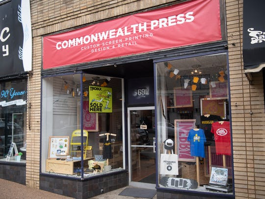 Commonwealth Press now has two retail storefronts,