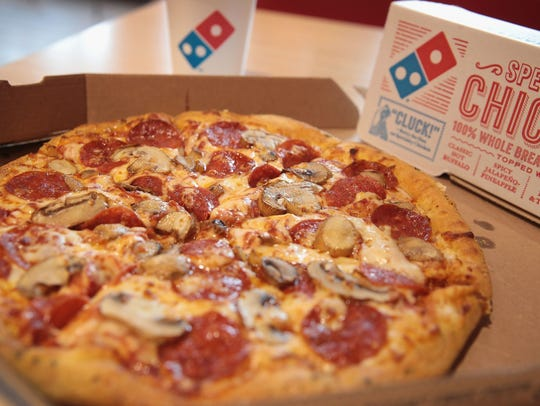 A Domino's Pizza will be opening on Fortress Boulevard