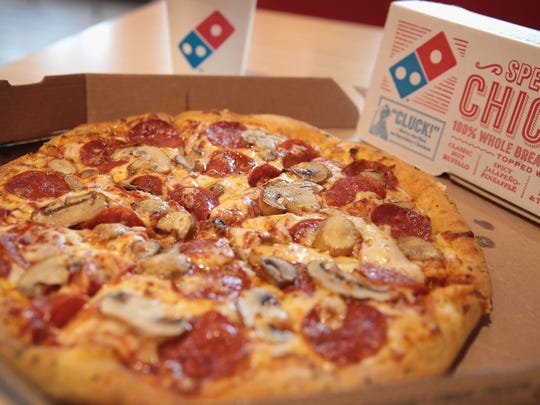 A Domino's Pizza will be opening on Fortress Boulevard in Murfreesboro.