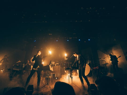 For King & Country played two shows at Ryman Auditorium on Sunday.