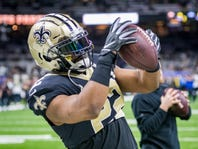 Saints' Mark Ingram agrees to three-year contract with Baltimore Ravens
