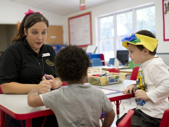 There are 158,084 kindergarten teachers (non-special education) in the U.S.