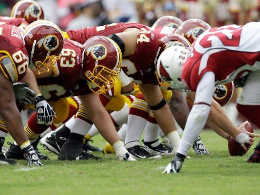 99a65a21 Arizona Cardinals vs. Washington Redskins - scouting report and ...