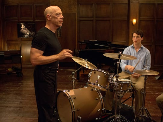 """Oscar buzz has started for J.K. Simmons performance in """"Whiplash."""""""