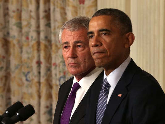 First Take: For Obama, a return to war footing