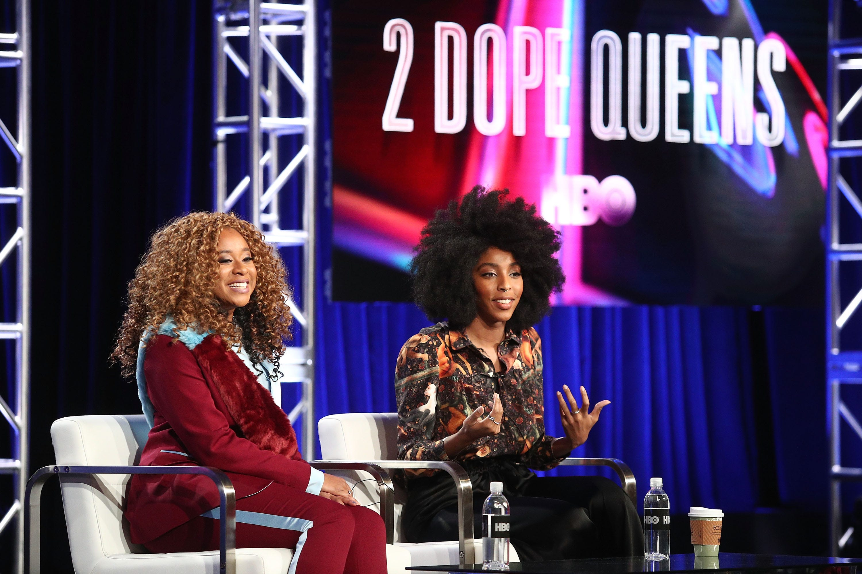 U00272 Dope Queensu0027 Bring Podcast To HBO U0027with A Makeup And Wig Budgetu0027
