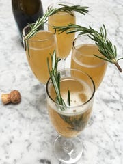 Local restaurants are offering up cocktails, as well as special dinners and a la carte items, to help celebrators ring in the New Year.