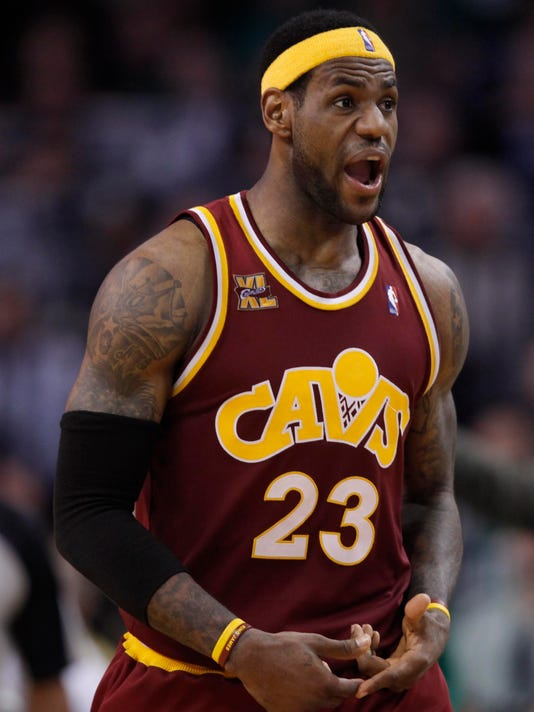 71cc28b6a5a LeBron James rejoins Cleveland Cavaliers in free agency
