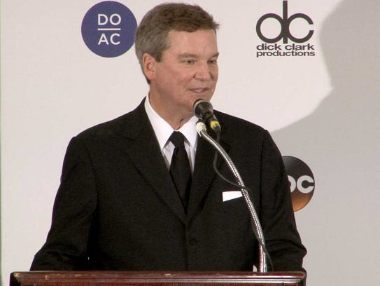 Former Miss America Organization CEO Sam Haskell stepped