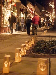 A Winterfest Sidewalk Sale is on tap in Haddonfield.