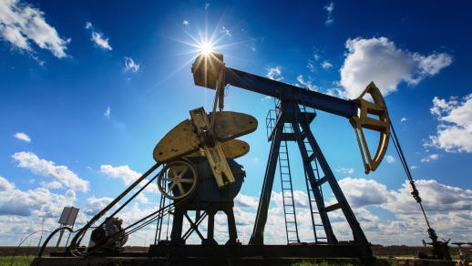 Why not let oil company executives themselves give you clues as to which stocks to buy?
