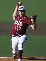 Menomonee Falls' Ty Weber was our All-Suburban Player of the Year in baseball in 2016.