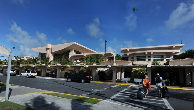 A view of A.B. Won Pat International Airport Guam. Pacific Daily News file photo