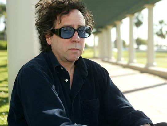 Director Tim Burton is shown in a file photo Dec. 9,