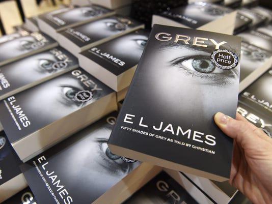 EL James new book