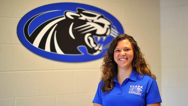 Clark Montessori welcomes Lauren Gentene as the new girls basketball coach.